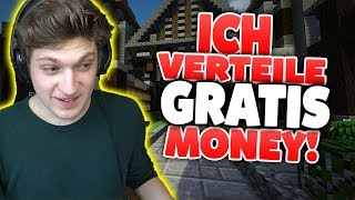 ICH VERTEILE GRATIS MONEY AUF GRIEFERGAMES!