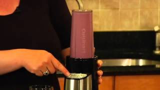Compact Portable Blending/Chopping System  Demo Video Icon