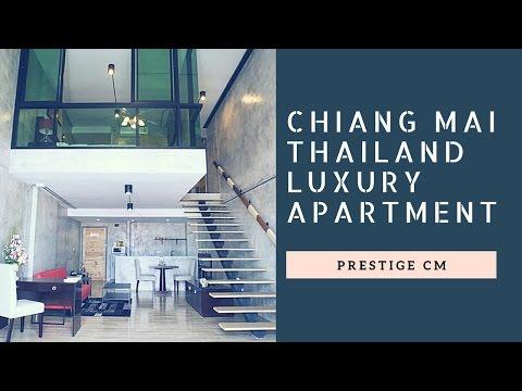 Chiang Mai Prestige Premium Apartment for 19000 Baht
