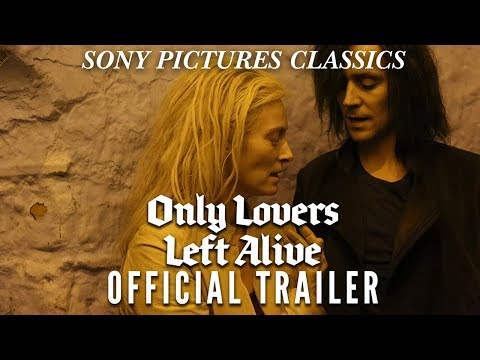 Only Lovers Left Alive US Trailer