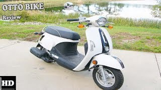 8. Otto Bike l 2018 KYMCO Compagno 110i Chassis Overview