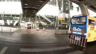 Chiang Mai Bangkok Thai Airways A330 Business Class April 2013