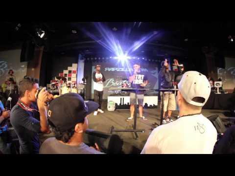Black Knight vs Risingson - Rapzilla Beat Battle 2013
