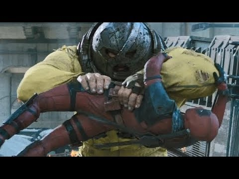 What You Don't Know About The Juggernaut In Deadpool 2 (видео)