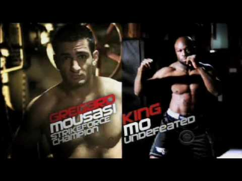 Strikeforce Nashville CBS Promo 4  Title Bouts Commercial