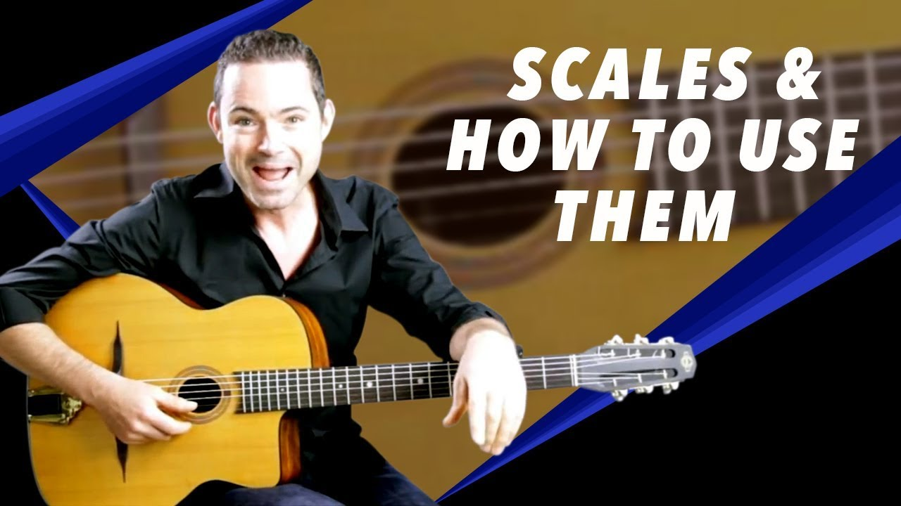 Scales & How To Use Them – Gypsy Jazz Guitar Secrets Lesson