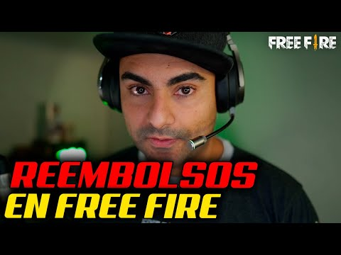 REEMBOLSOS EN FREE FIRE