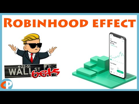 The Robinhood Effect: Why You Never Come Out Ahead Day Trading?