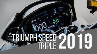 4. 2019 Triumph Speed Triple S and RS First Look