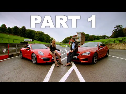 Porsche 911 Carrera S vs BMW M6: Part 1 – Fifth Gear