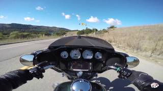 6. 2015 Harley Davidson Street Glide Demo Ride w/ vlog review