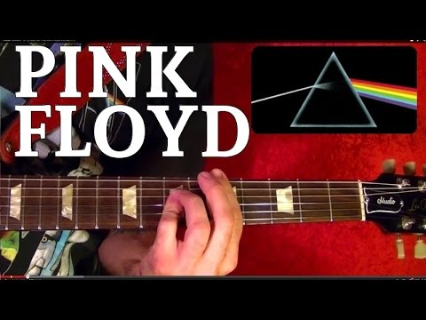 PINK FLOYD Guitar Lesson – 10 Songs – David Gilmour