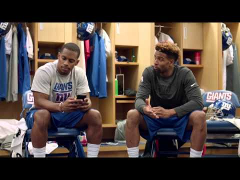 NFL 'Locker Room' AdNFL 'Locker Room' Ad