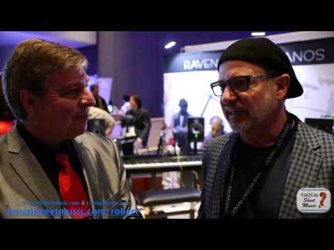 NAMM 2014 - Interview with Michael Spreeman from Ravenscroft Pianos