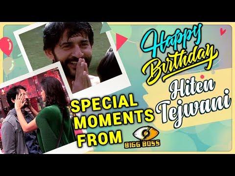 Hiten Tejwani's Moments From Bigg Boss 11 | Birthd
