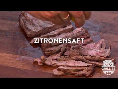 #amagrillt - Flat Iron Steak
