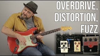 Video Overdrive, Distortion, Fuzz: What's the Difference? Marty Music Gear Thursday MP3, 3GP, MP4, WEBM, AVI, FLV Juni 2018