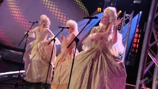 Johann Sebastian Bass - Absolutio // Live @ ESC 2015 Austrian Preliminaries