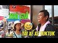 Có ai đi xe Tuktuk cảm giác giống toy không...như phim 5D     Guide Saigon Food