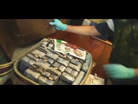Russische Botschaft in Buenos Aires: Drogen im Wert v ...