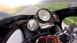 1. Top Speed Aprilia RS 50 (0-105km/h) ! GoPro