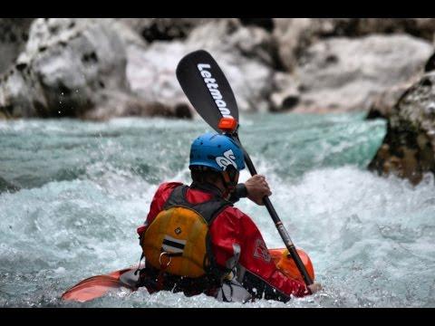 Extrem Kajak-Soca Slowenien-Kayak Brothers