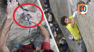 Protecting The Hardest Trad Route In The World   Climbing Daily Ep.1894 by EpicTV Climbing Daily