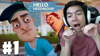 Video Tercyduk Bapake - Hello Neighbor Indonesia (Act 1 End) MP3, 3GP, MP4, WEBM, AVI, FLV April 2019