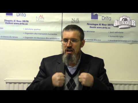 Mobilizimi dhe organizimi në davet - Hoxhë Ismail Bardhoshi