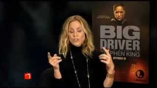 Interview With Maria Bello About  Big Driver