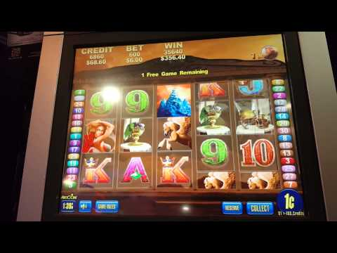 Thunderking Pokie win - Max Bets