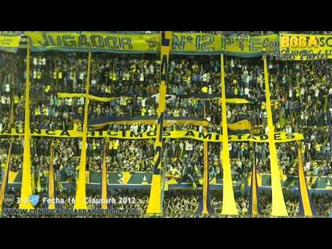 Y vamos los Xeneizes que la 12 te va alentar - La 12 - Boca Juniors