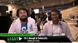 Press Start: C9 Mango Interview