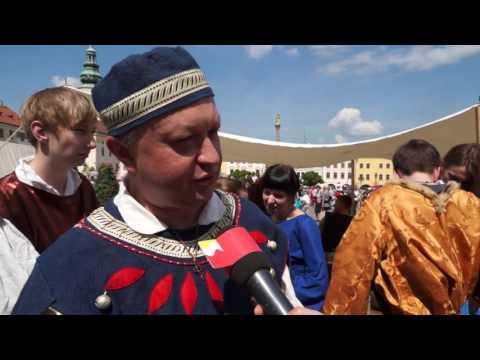 TVS: Kroměříž - Středověké dny