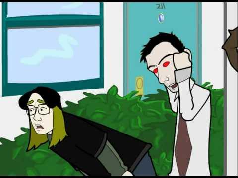"""TOMORROW'S NOBODIES - Episode 4"" (cartoon) TOMORROW'S NOBODY [2006]"