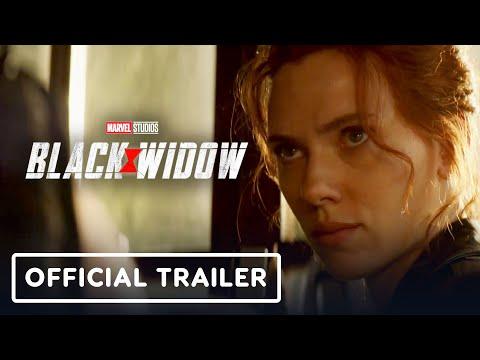 Black Widow - Official Trailer #2 (2020) Scarlett Johansson, David Harbour, Florence Pugh