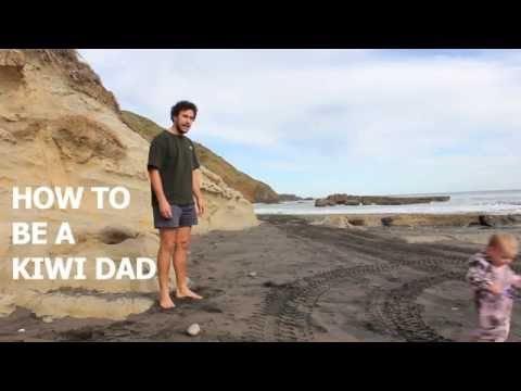 How to Be a New Zealand Dad
