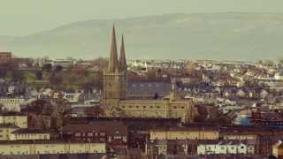 Derry / Londonderry United Kingdom  City new picture : Silver Cities Rise: Derry~Londonderry UK City of Culture 2013