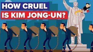 Video How Cruel Is North Korean Leader Kim Jong-Un? MP3, 3GP, MP4, WEBM, AVI, FLV November 2018