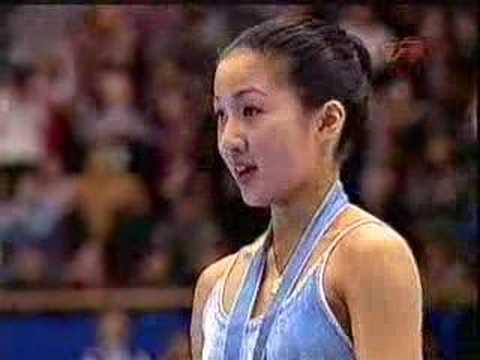 1998 Olympics Medal Ceremony