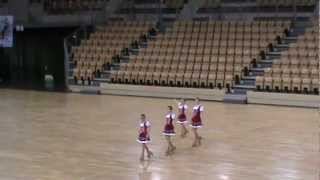 Mouilleron le Captif France  City new picture : patinage a roulette chpt de france mouilleron le captif quartet cadet poupées russes