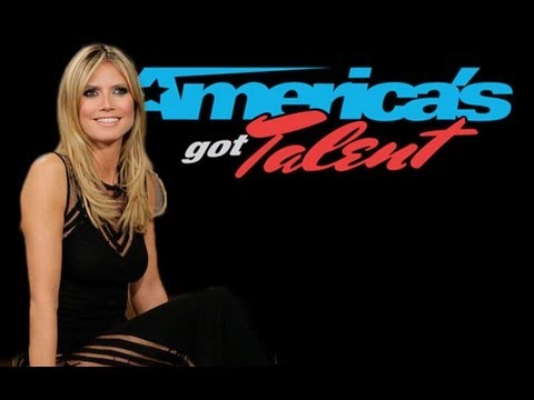 America's Got Talent Books Heidi Klum as the Fourth Judge on its New Panel!