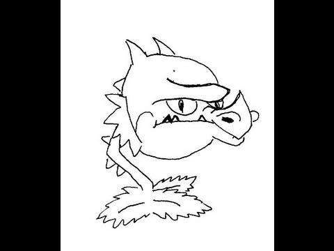 Download Video Como Dibujar Personajes De Plantas Vs Zombies 3GP ...