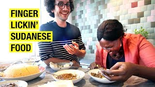 I Learned A Lot From A Refugee Chef... by Alex French Guy Cooking