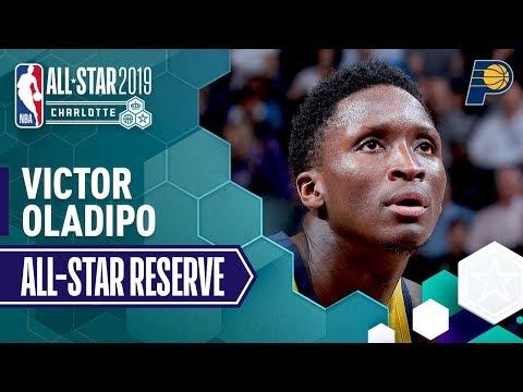 Video: Victor Oladipo 2019 All-Star Reserve | 2018-19 NBA Season