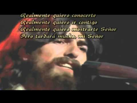 George Harrison: My sweet Lord (Sub Castellano)
