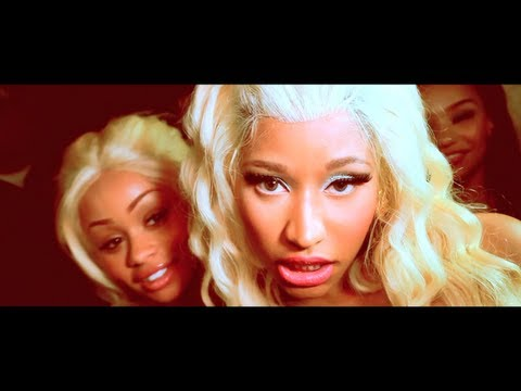 Nicki Minaj - Come On A Cone