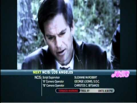 NCIS: Naval Criminal Investigative Service 8.22 (Preview)