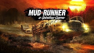 Spintires MudRunner Launch Trailer (2017) PS4/Xbox One/PC