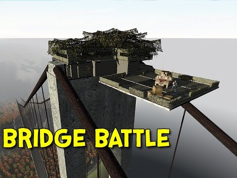 bridge - There's a war going on down there! Playing on CCG Taviana 1 Server! ▽ http://customcombatgaming.com Playing with SadaPlays!▽ https://www.youtube.com/user/SadaPlays http://www.twitch.tv/sadapla...
